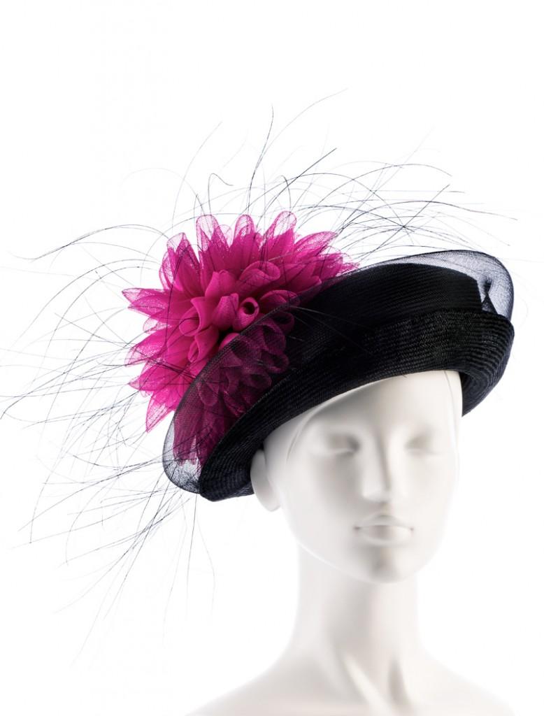 Dahlia Hat - Pink
